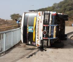 Audio - Tambacounda : Un terrible accident fait au moins vingt victimes