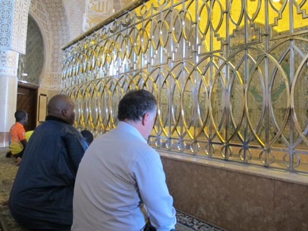 Photos - Une délégation de l'ambassade d'Iran a présenté ses condoléances à Serigne Bass Abdou Khadre