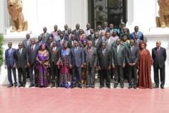 Le communiqué du Conseil des ministres du mercredi 7 mai 2014