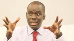 Elhadji Malick Gackou, objet politique non identifié (Leral)