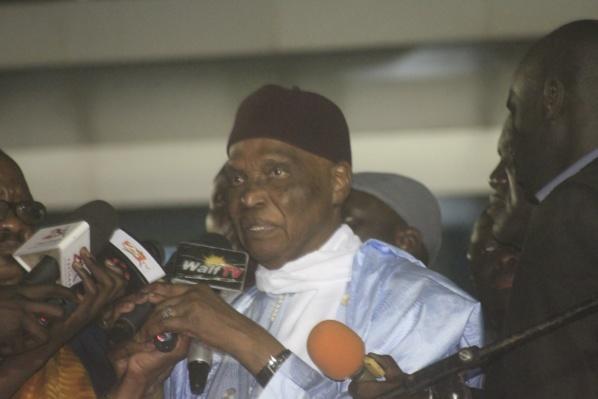 Photo - Abdoulaye Wade à Jeune Afrique: « Il me suffit d'un mot pour que Macky tombe »