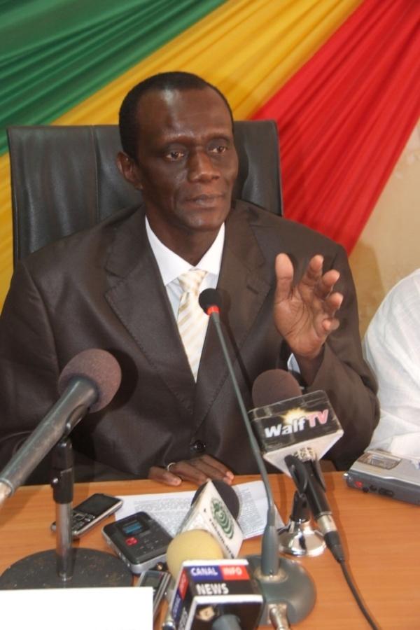 Rentrée politique du Secrétaire général du RDS, Mame Mactar Guèye, samedi prochain au Cices