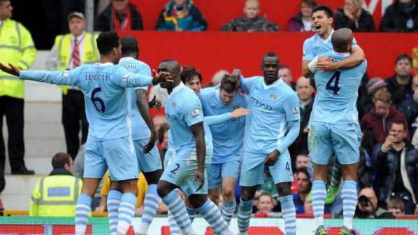 Manchester City champion d'Angleterre !