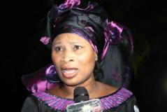 Podor : L'alliance entre l'APR et le PDS offusque la socialiste Aissata Tall Sall
