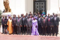 Le communiqué du Conseil des ministres du mercredi 14 mai 2014