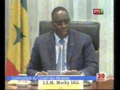 Les nominations du Conseil des ministres du mercredi 14 mai 2014