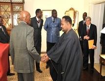 Wade a reçu Ahmed Khalifa Niasse