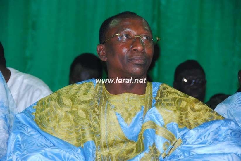 """Mbaye """"Pèkh"""" reçu encore par Idy: Les grandes manœuvres ?"""