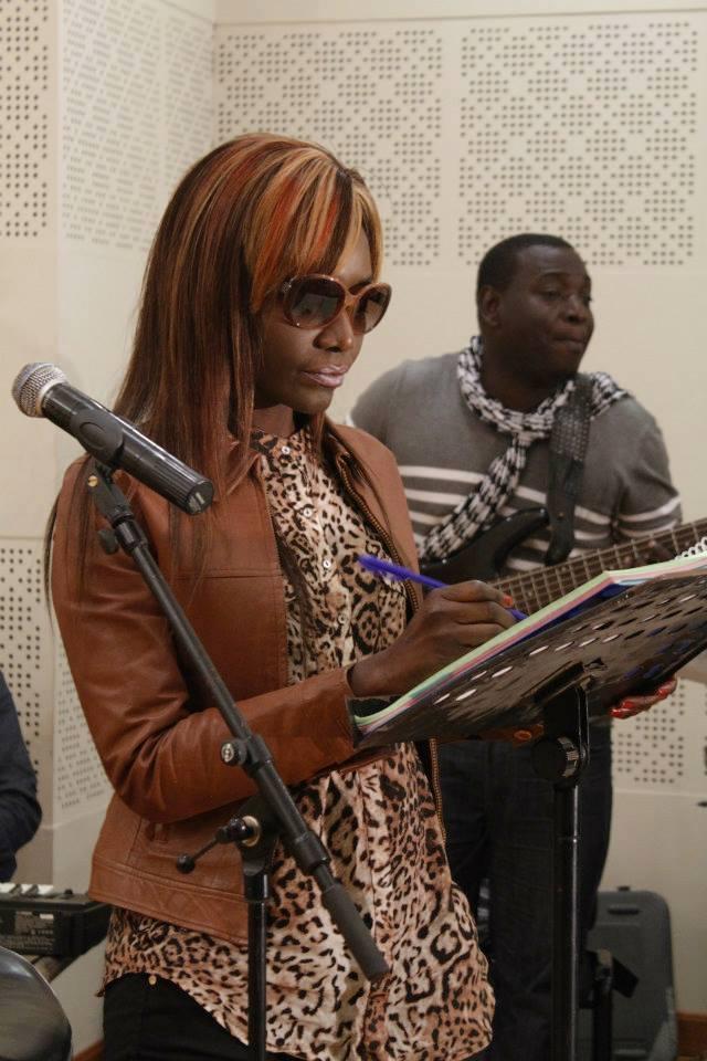 Coumba Gawlo très touchée par l'enlèvement des jeunes filles nigérianes