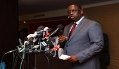 Macky Sall recommande la fermeté à l'Ucad