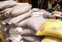 Fraude: Un Mbacké-Mbacké tombe avec 2,5 tonnes de sucre