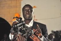 """Idrissa Seck: """"Je ne sais pas si on doit continuer d'appeler Omar Sankharé Professeur"""""""