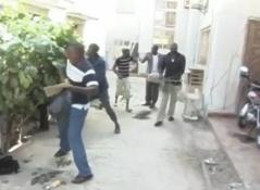 Thiaroye sur mer : La mairie saccagée par jeunes manifestants