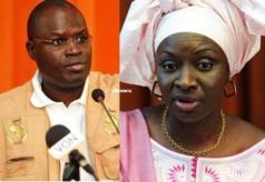 Audio - Mimi Touré veut un débat public télévisé avec Khalifa Sall