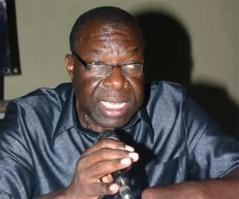 """Le Pr Oumar Sankharé  à ses détracteurs: """" Si j'ai insulté Dieu, laissez le me punir"""""""