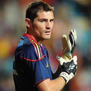 Les larmes amères d'Iker Casillas