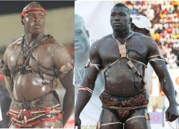 Suivez en Direct sur www.leral.net le combat de lutte Ama Baldé vs Malick Niang