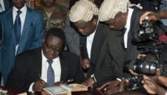 Malawi: le nouveau président Mutharika fixe le cap