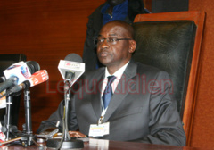 Le juge Demba Kandji agressé !