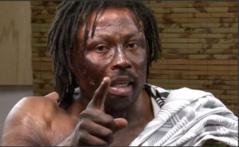 Revoilà Nana Kwaku Bonsam, le sorcier qui a «provoqué» la blessure de Cristiano Ronaldo
