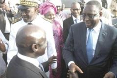 "Idrissa Seck accueille Macky Sall : ""C'est normal !"", selon les responsables apéristes"