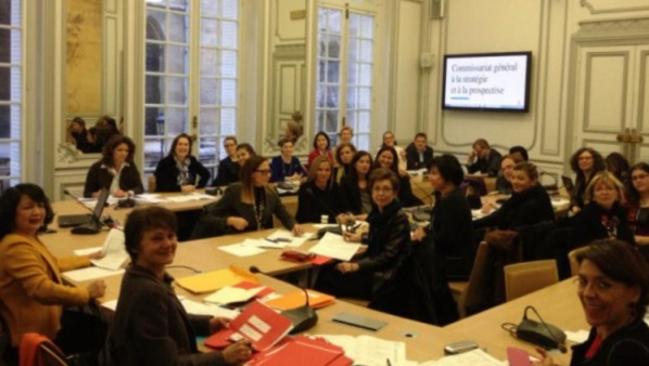 France: ouverture du Sommet mondial des femmes