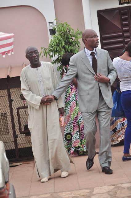 Elections Locales : Thierno Bâ, l'époux de Aminata Tall, brigue la mairie de Pikine-Ouest