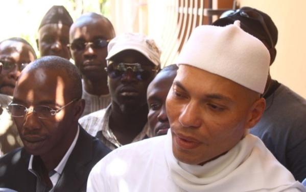 Karim Wade et Pape Alboury devant le juge aujourd'hui