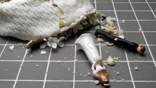 Larguées juste avant le mariage, elles témoignent