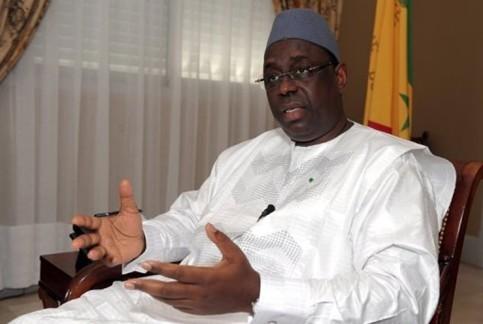 Elections locales:  Macky Sall invite les sénégalais  à la paix, à la sérénité et au sens des responsabilités