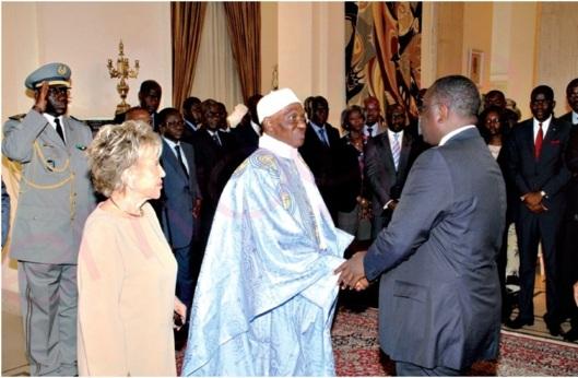 Sommet du Nepad à Dakar: Macky invite Wade