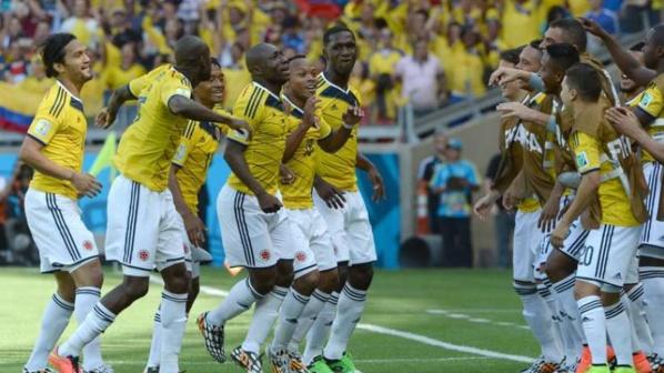 Coupe du Monde 2014 : La Colombie frappe un grand coup d'entrée face à la Grèce !