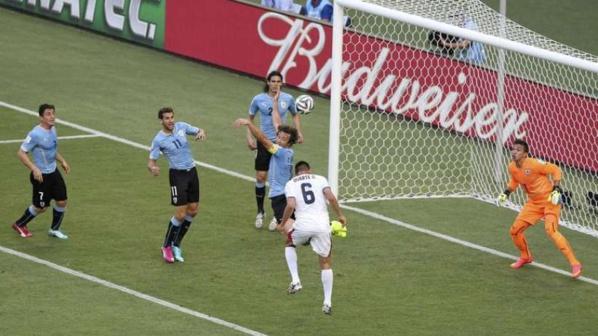 Coupe du Monde 2014 : Le Costa Rica crée la sensation devant l'Uruguay !