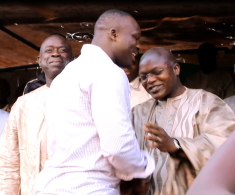 Keur Ndiaye Lo : Oumar Guèye invite les nouveaux inscrits à retirer leur carte d'électeur