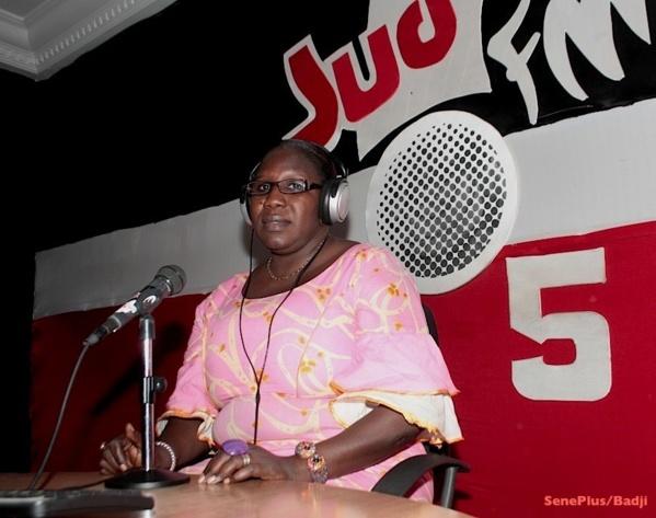 Diano Bi: Awa Thiaw reçoit Mamadou Mbodj du M23
