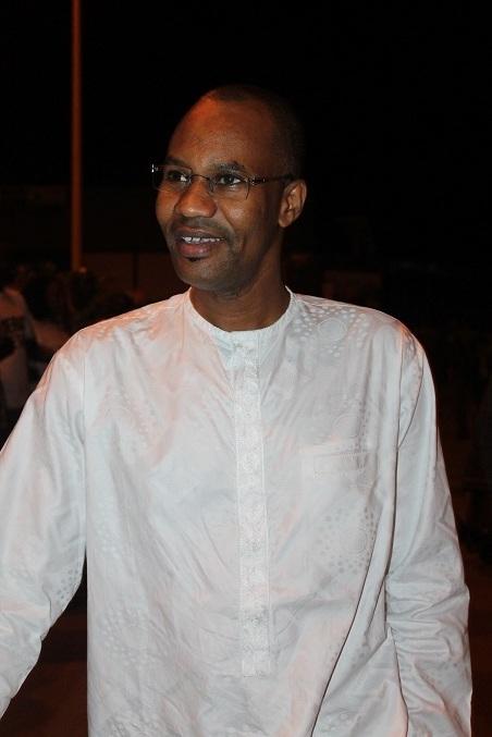 Grand Jury - Mamoudou Ibra Kane reçoit Malick Gakou
