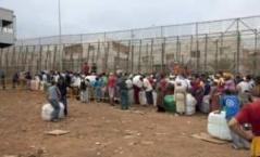 Maroc : un millier de migrants repoussés à la frontière avec l'Espagne
