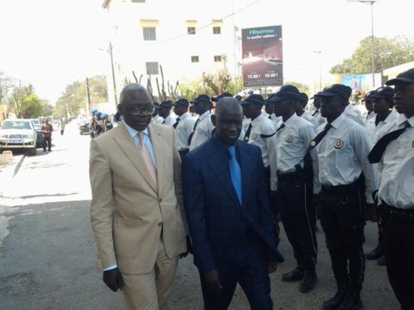 Mbacké: Quatre Asp débusquent un dealer et le livre à la gendarmerie