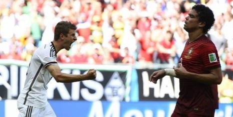 Mondial 2014: L'Allemagne explose le Portugal de Cristiano Ronaldo