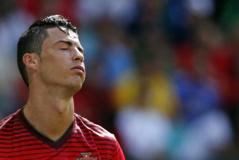 Ronaldo, symbole du naufrage