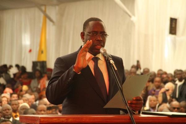 Réduction du mandat présidentiel : Macky maintien le flou
