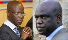 Saint-Louis: Mansour Faye descend en flammes Cheikh Bamba Dièye