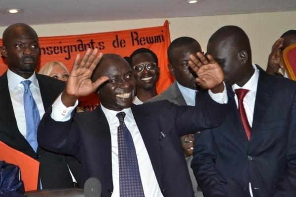 Duel à Thiès Ouest: Idy mobilise, Thierno Alassane charge