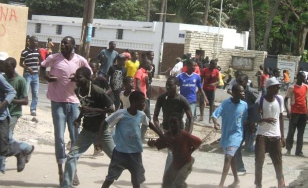 Violents affrontements entre partisans de Guirassy et du député Mamadou Hadj Cissé : Une dizaine de blessés, vingt personnes convoquées à la Gendarmerie