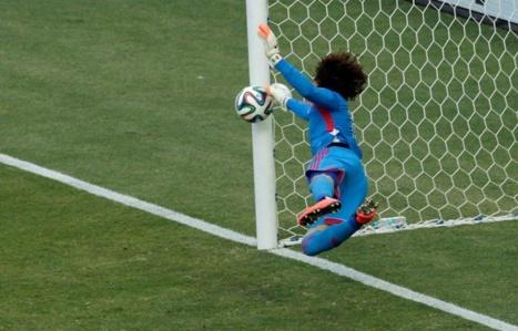 Ochoa gardien du Mexique: « j'ai fait le match de ma vie »