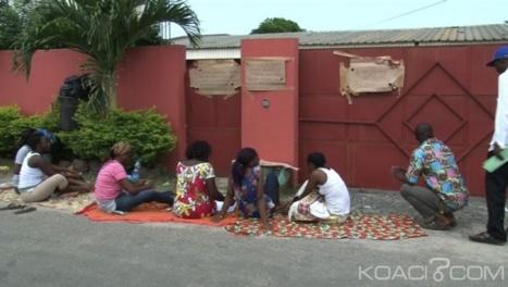 Gabon : Il escroque 34 millions à une jeune dame, ils assiègent sa maison
