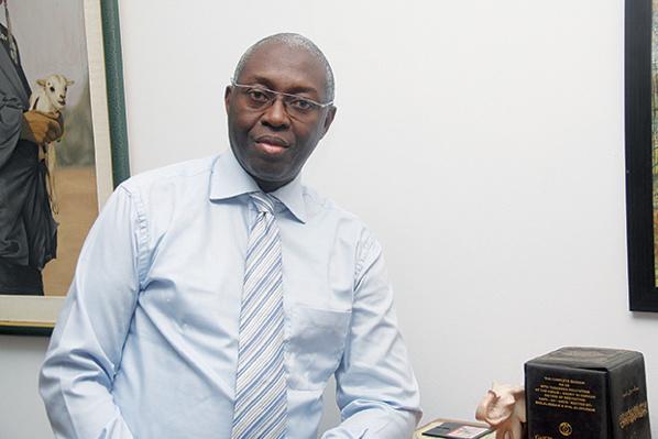 """Mamadou Lamine Diallo: """"Il y a des tentatives de fraude électorale"""""""