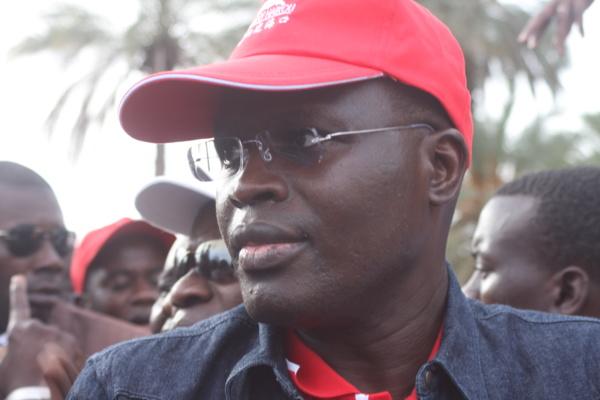 Coalition Taxawou Dakar: Khalifa Sall et Cie font dans la débrouille