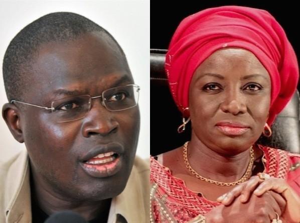 Aminata Touré: « Je demande à Khalifa Sall de m'accorder juste une heure pour... »
