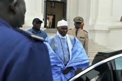 Wade rend visite au Grand Serigne de Dakar Pape Ibrahima Diagne
